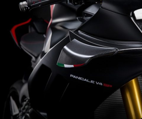 Ducati Panigale V4 SP発表!