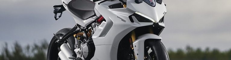 New Ducati Supersport 950