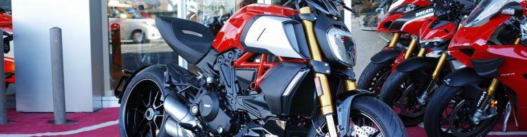 Ducati Diavel 1260 S 「Ducati Red」カラー入荷!