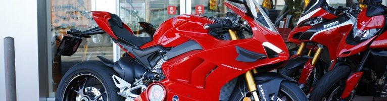 STMスリッパークラッチを体感! Panigale V4 S試乗車のご案内