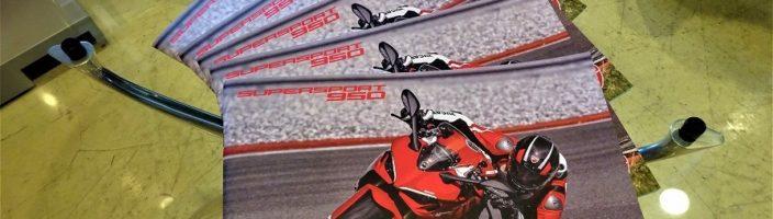 Ducati Supersport 950カタログが入荷しました!