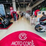 Ducatiのスパークプラグ