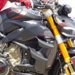 【試乗車】Ducati Multistrada V4 S