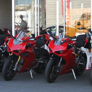 【2日目】Ducati テストライドフェア  モトコルセ ムゼオ 2021/7/17(土) – 2021/7/18(日)